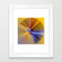 Another Shade Framed Art Print