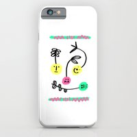 iPhone & iPod Case featuring The Strangers by Marta Veludo