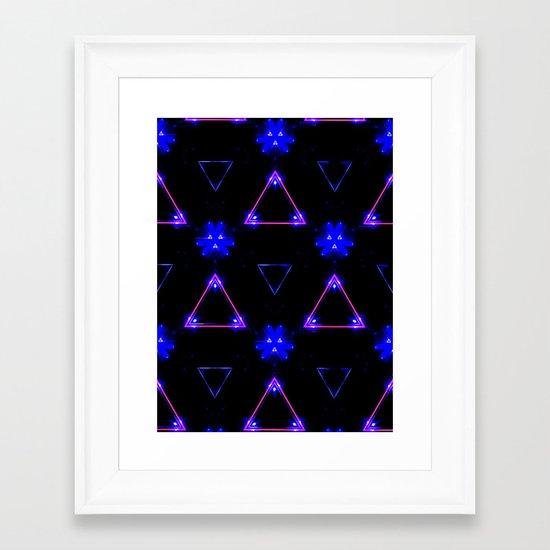 DNA DREAMS III Framed Art Print