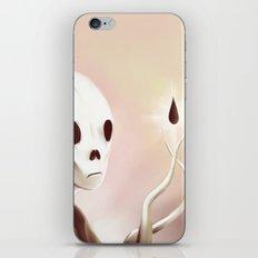 oil worshipper iPhone & iPod Skin