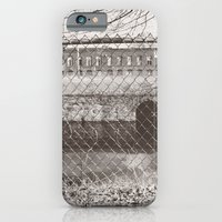 iPhone & iPod Case featuring Beyond the Fence by Rebekah Carney