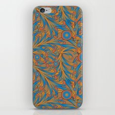 psychedelic Art Nouveau  iPhone & iPod Skin