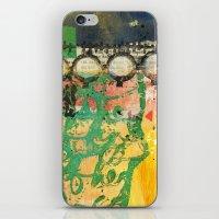 Collage 5 iPhone & iPod Skin