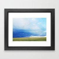 Pendleton, Oregon Framed Art Print