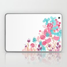 Blush Blossoms Laptop & iPad Skin