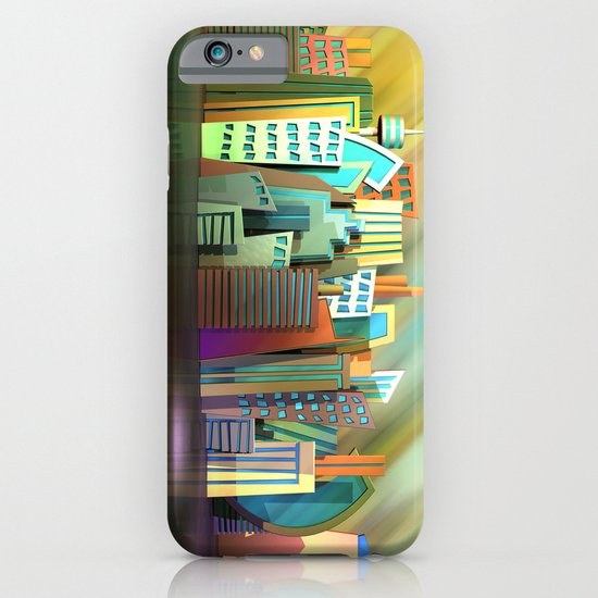 City of Color iPhone & iPod Case