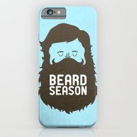 Beard Season iPhone & iPod Case