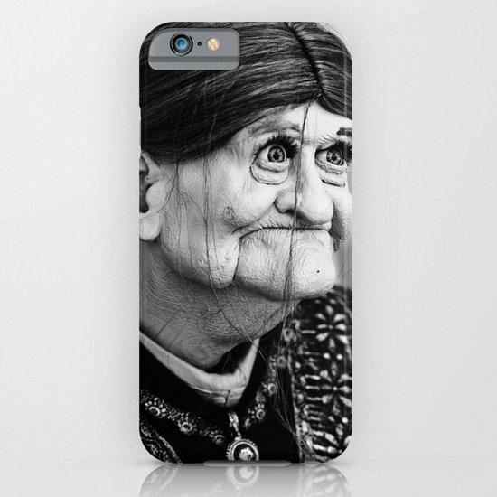 Granny iPhone & iPod Case