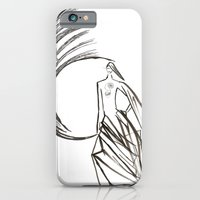 Angel under cover (home photo) iPhone 6 Slim Case