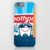 Teeth on Parade iPhone 6 Slim Case