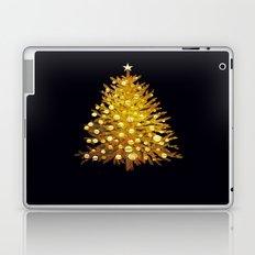 CHRISTMAS-Starry tree Laptop & iPad Skin