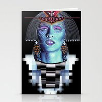::Goddess of Orient:: Stationery Cards