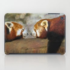 Nose to Nose iPad Case