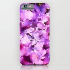 lilac love  Slim Case iPhone 6s
