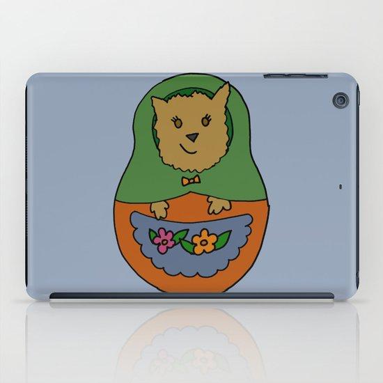 Piptroyshka iPad Case