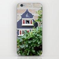 Birdhouse iPhone & iPod Skin