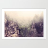 Breath Taking Art Print