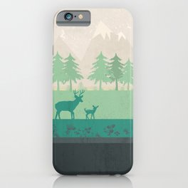 iPhone & iPod Case - Wilderness - Kakel
