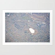 GEOgraphy VI Art Print