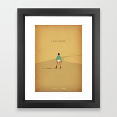 Breaking Bad - Pilot Framed Art Print