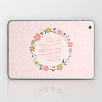 You Make My Heart Smile Laptop & iPad Skin