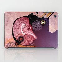 Daniel's Head iPad Case