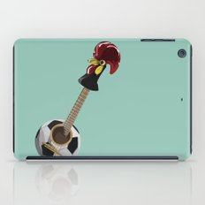 fado, soccer,and a cock from barcelos iPad Case