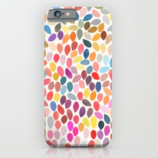 rain 3 sq iPhone & iPod Case