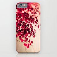 iPhone & iPod Case featuring Fall Leaves by Hello Twiggs