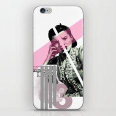 Animosity iPhone & iPod Skin