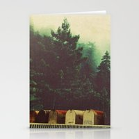 sur town Stationery Cards