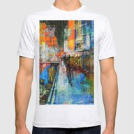 7 Th Avenue  Mens Fitted Tee Ash Grey SMALL