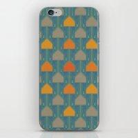 Camping iPhone & iPod Skin