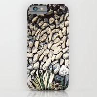 iPhone & iPod Case featuring cactus... by Marga Parés