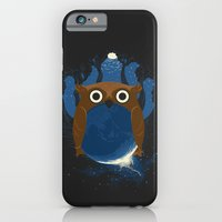 The Earth Owl iPhone 6 Slim Case
