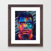 Russell Framed Art Print