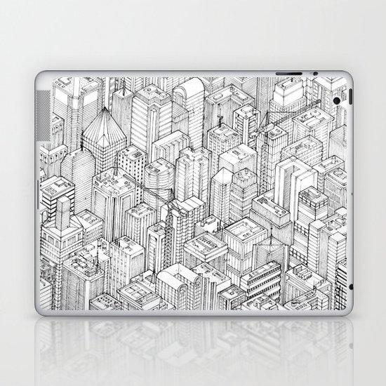 Isometric Urbanism pt.1 Laptop & iPad Skin
