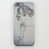 Self-portrait iPhone 6 Slim Case