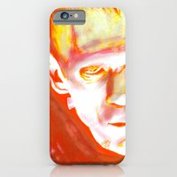 iPhone & iPod Case featuring Frankenstein, What Eternity Is by Zombie Rust