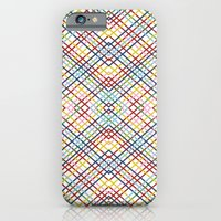 Weave 45 Mirror iPhone 6 Slim Case