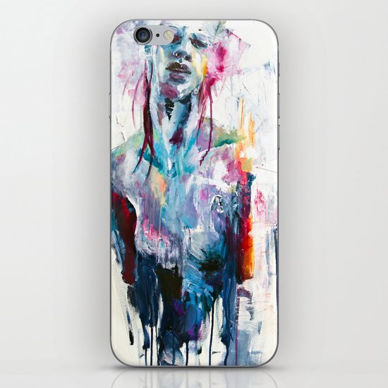 nothing is enough iPhone & iPod Skin