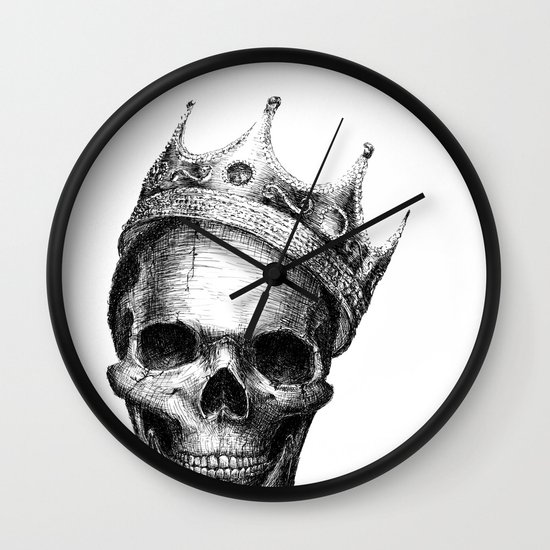 The Notorious B.I.G. Wall Clock