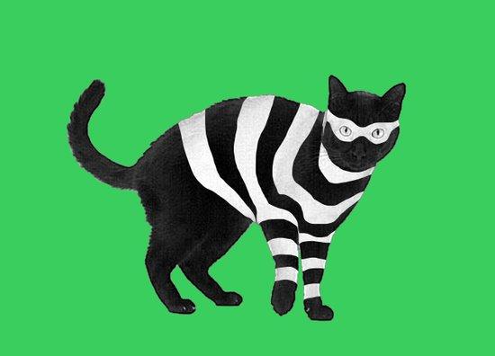 Cat Burglar, Master of Thieves Art Print