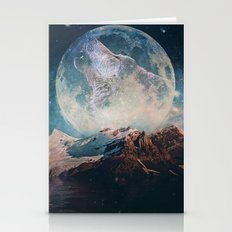 Lake Moon Stationery Cards