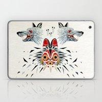 Mononoke Princess Laptop & iPad Skin