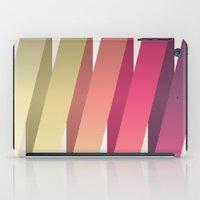Colorful Ribbon iPad Case