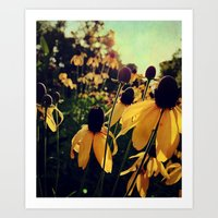 On the Edge of Summer Art Print