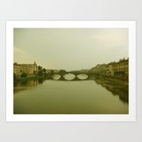 Firenze 456 Art Print