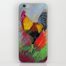 Rooster-3/  iPhone & iPod Skin