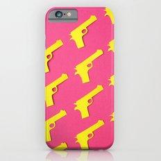 Guns Papercut iPhone 6 Slim Case